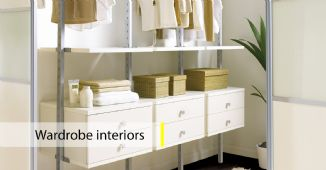 wardrobe interiors promo links to category